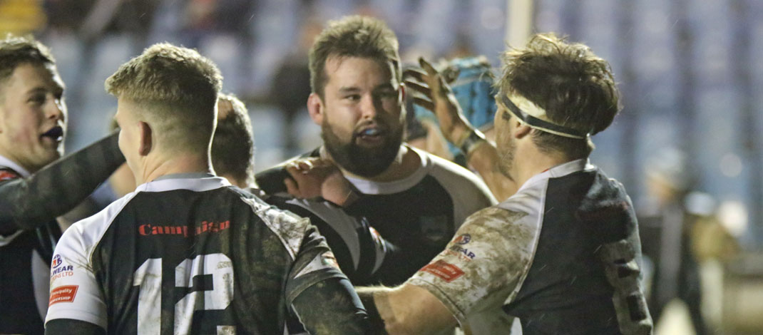 Seven try Bedwas thrash Bargoed to boost survival hopes