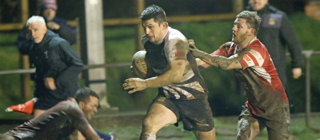 Sankala's muddy marvels secure another vital win.