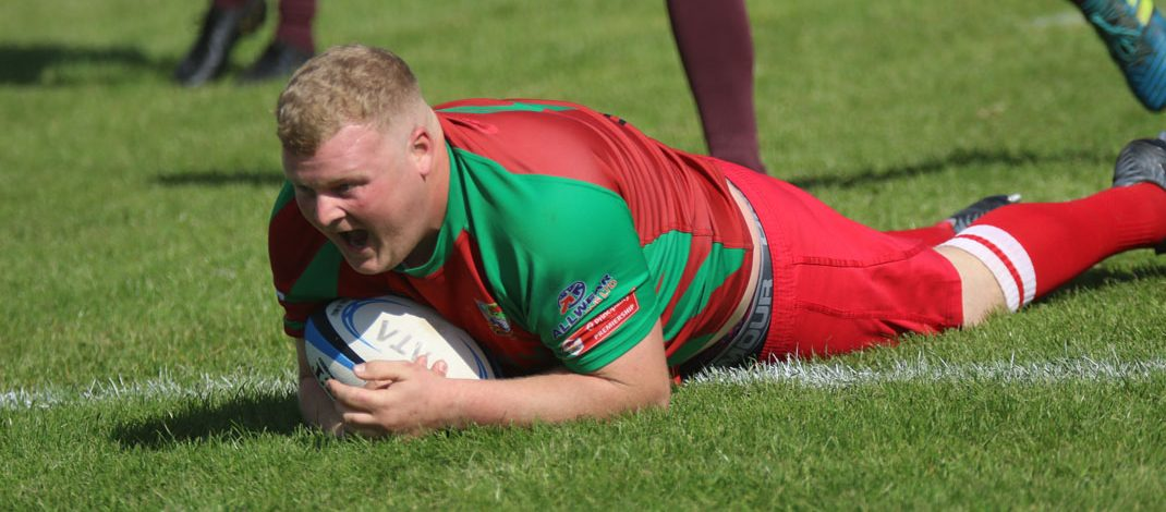 Bedwas through to Round 2 of cup after 12 try thrashing of Tata Steel.